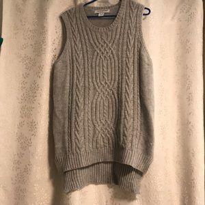Cotton Emporium sleeveless sweater
